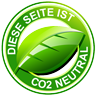 www.vierzwo.com ist CO₂ neutral