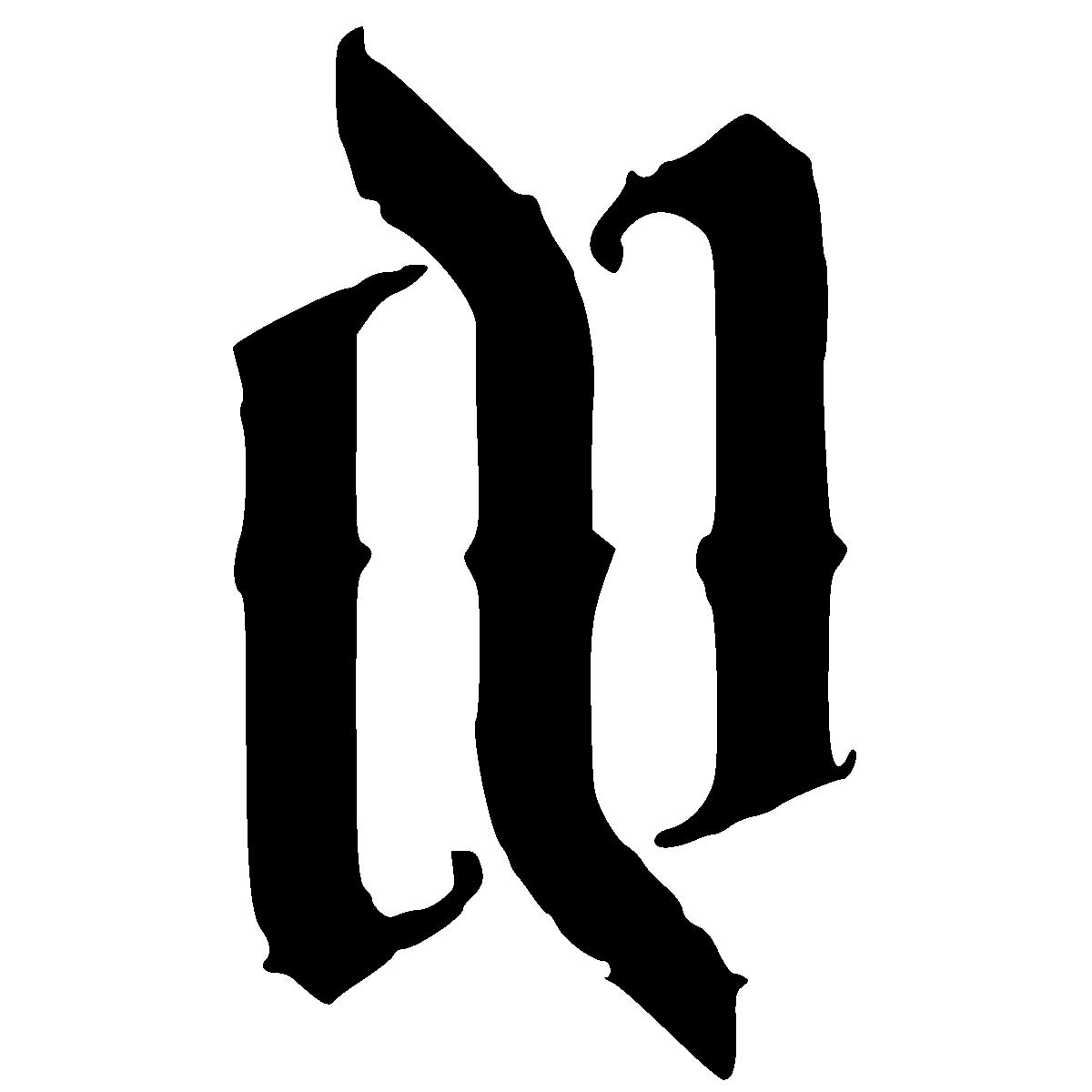 VIERZWO Logo (schwarz)