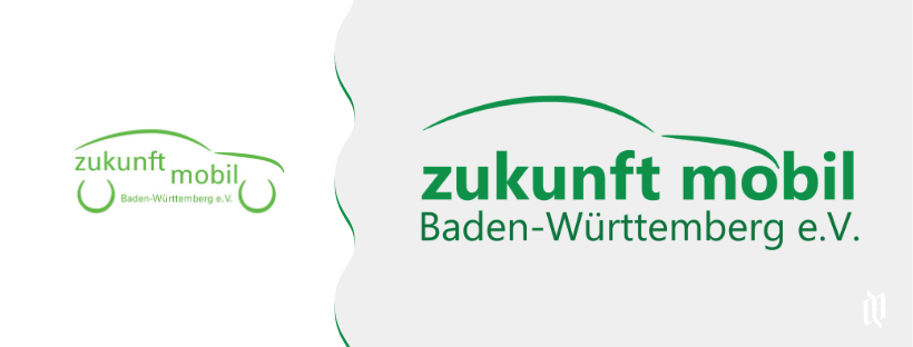 Logo zukunft mobil Baden-Württemberg e.V. - Vorher/Nachher